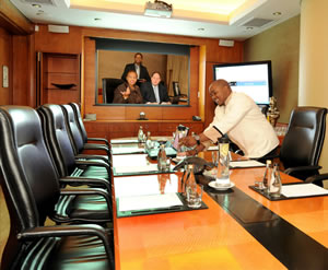 Executive Boardroom By Intercontinental® Johannesburg O.R. Tambo Airport